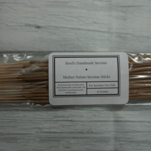 mother nature incense sticks