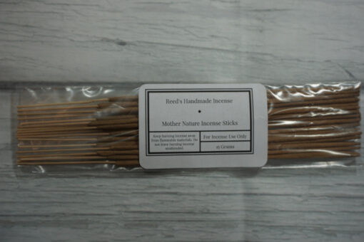 mother nature incense sticks