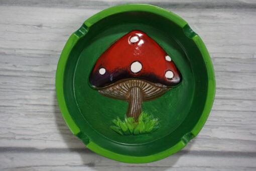 mushroom ashtray