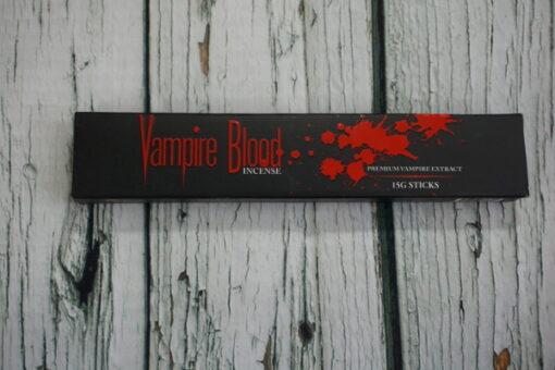 vampire blood incense