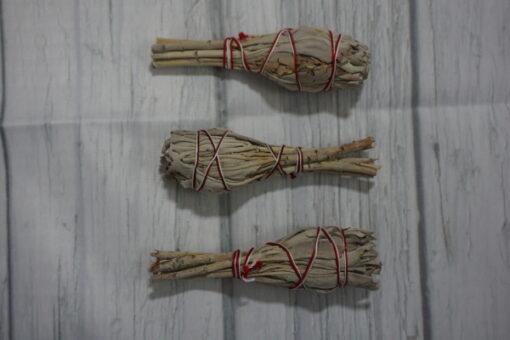 white sage smudge sticks