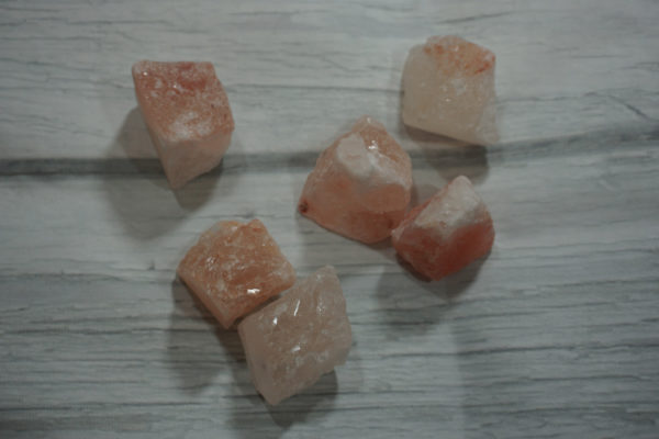 himalayan salt chunks