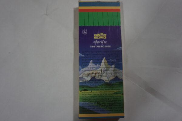 Sorig Tibetan Incense Sticks