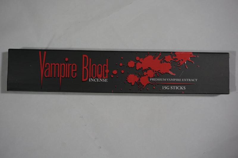 Vampire Blood Incense Sticks