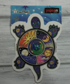 celestial turtle sticker