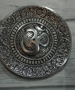 large om incense burner