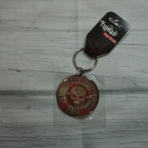 zombie hunter keyring