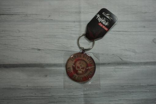 zombie hunter keyring