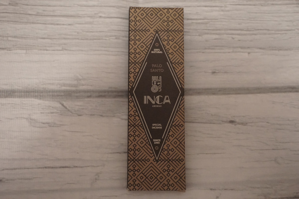 Inca Aromas Palo Santo Incense Sticks
