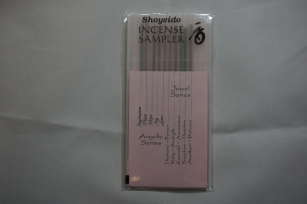 Shoyeido Incense Sampler