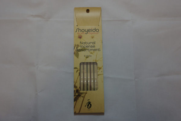 Shoyeido Natural Incense Assortment