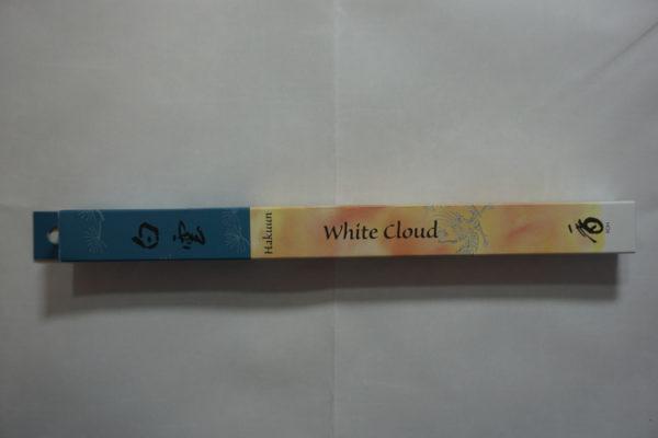 Shoyeido White Cloud Incense Sticks