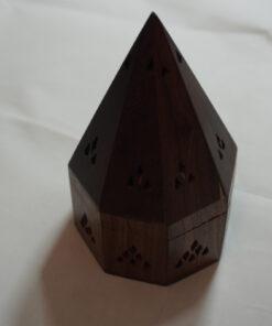 Charcoal Tower Incense Burner