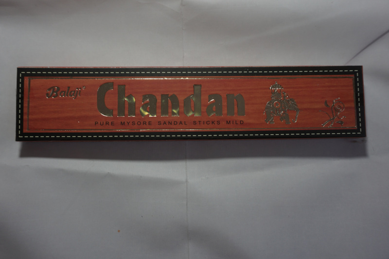 Balaji Chandan Incense Sticks