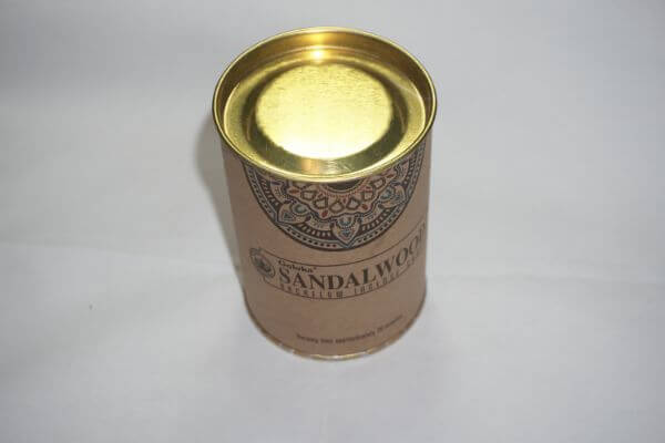 Goloka Sandalwood Backflow Incense Cones