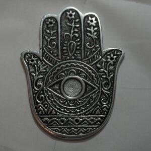 Hamsa Hand Incense Burner