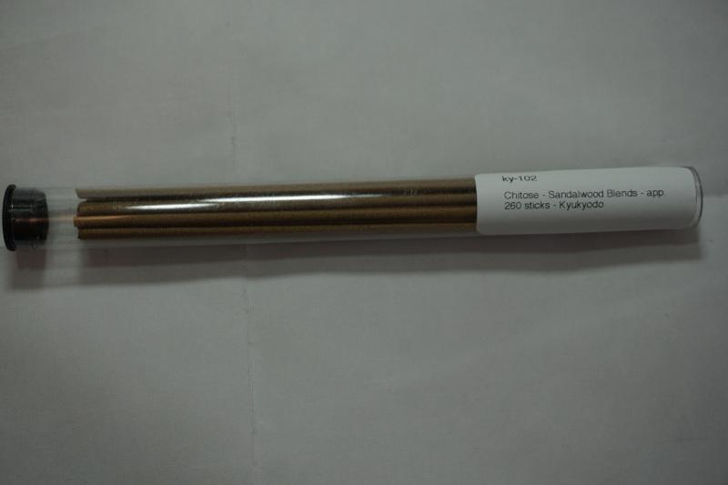 Kyukyodo Chitose Incense Sticks