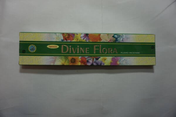 Nandi Divine Flora Incense Sticks