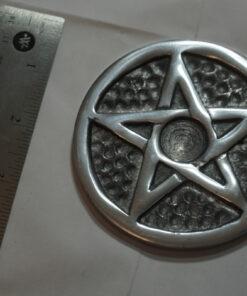 Small Pentacle Incense Burner