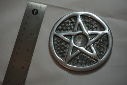 Small Pentacle Incense Burner