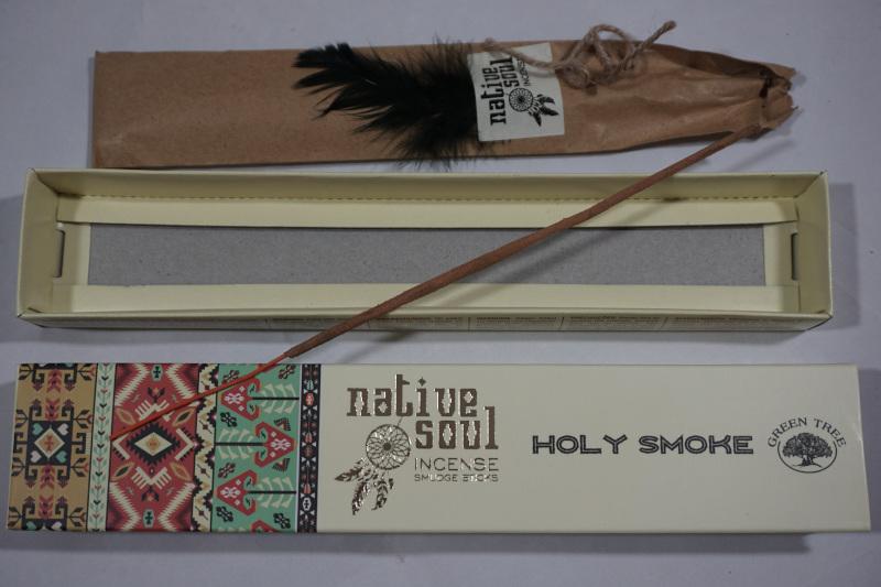 Green Tree Holy Smoke Incense Sticks