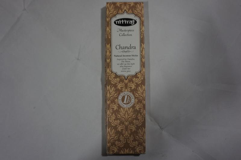Nitiraj Chandra Incense Sticks