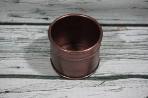 Metal Smudge Bowl
