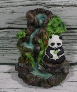 Panda Backflow Incense Burner