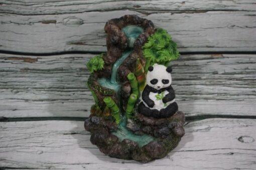 Panda Backflow Incense Burner