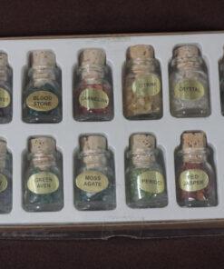 Gemstone Kit in Vials