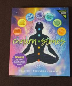 Chakra Stones Gemstone Kit