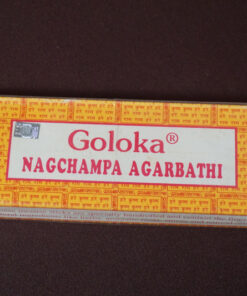 Goloka Nag Champa Incense Sticks