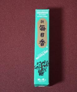 Morning Star Cedarwood Incense Sticks