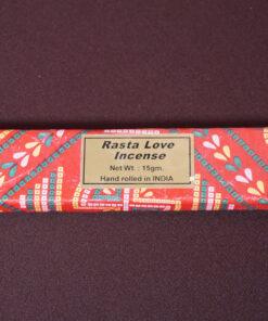 Rasta Love Incense Sticks
