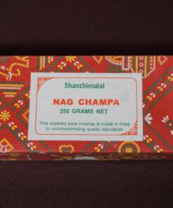 Shanthimalai Nag Champa Incense Sticks 250 Grams