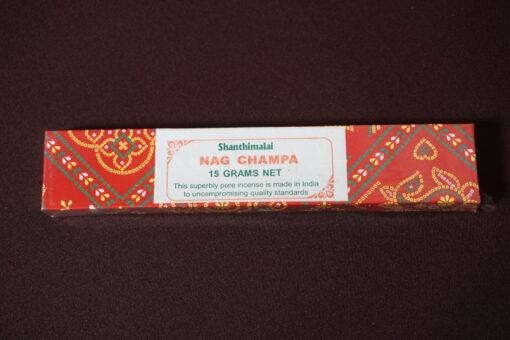 Shanthimalai Nag Champa Incense Sticks