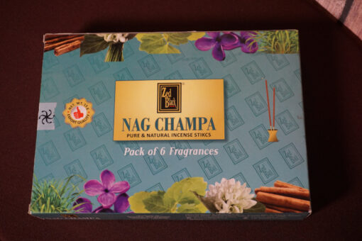 Zed Black Nag Champa Incense Stick Assortment