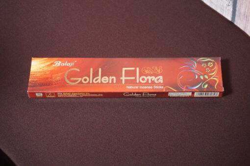 balaji golden flora incense sticks