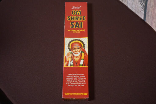 balaji om shree sai incense sticks