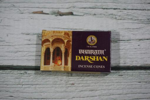 bharat darshan incense cones