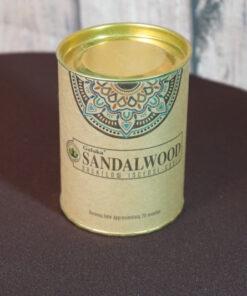 goloka sandalwood backflow incense cones