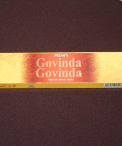 nikhil govinda govinda incense sticks
