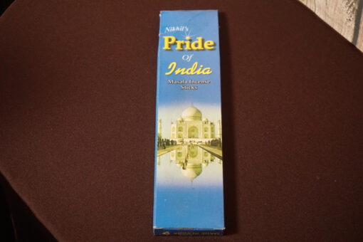 nikhil pride of india incense sticks