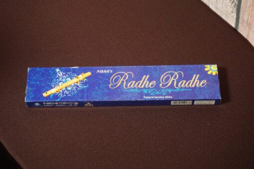nikhil radhe radhe incense sticks
