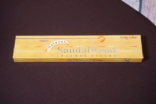 nikhil sandalwood incense sticks