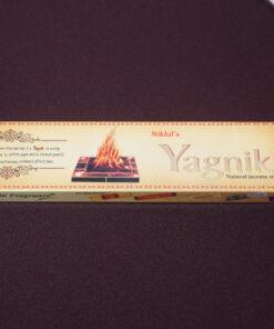 nikhil yagnik incense sticks