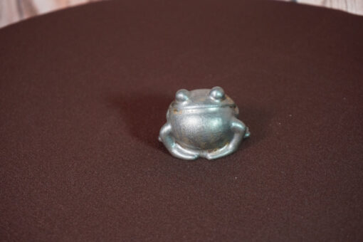 Frog Tea Pet Angle