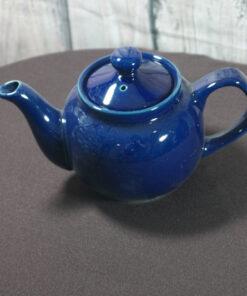 Hampton Royal Blue Teapot