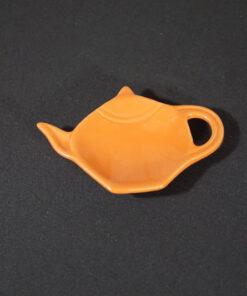 Tea Bag Holder Orange