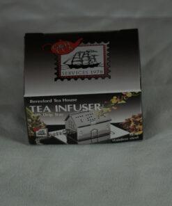 beresford house tea infuser in packaging